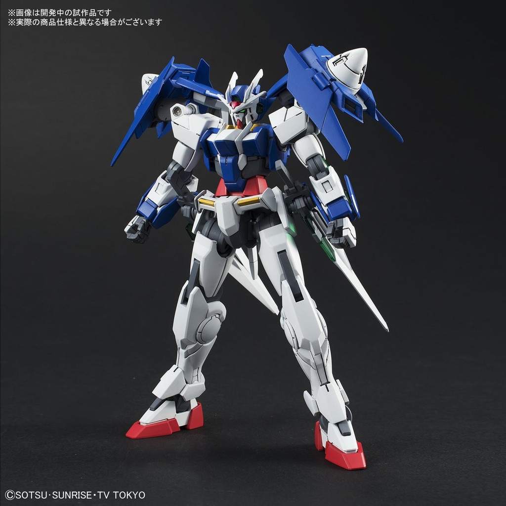 Bandai HG Gundam Build Divers 000 Gundam OO Diver 1/144 Scale Kit