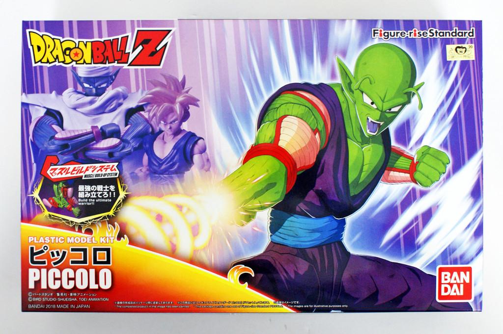 Bandai Figure-Rise Standard Dragon Ball Piccolo Plastic Model Kit 244875