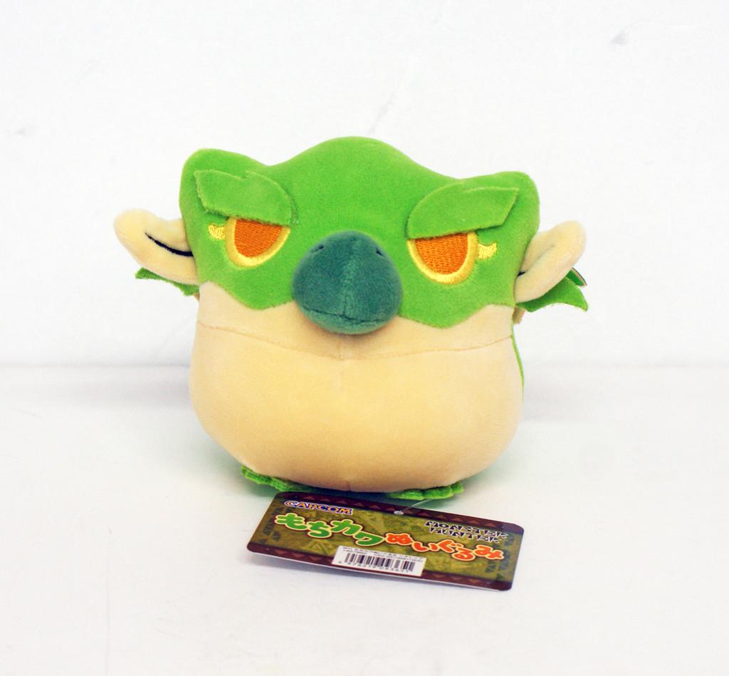 Capcom Monster Hunter World Rathian Stuffed Plush Toy