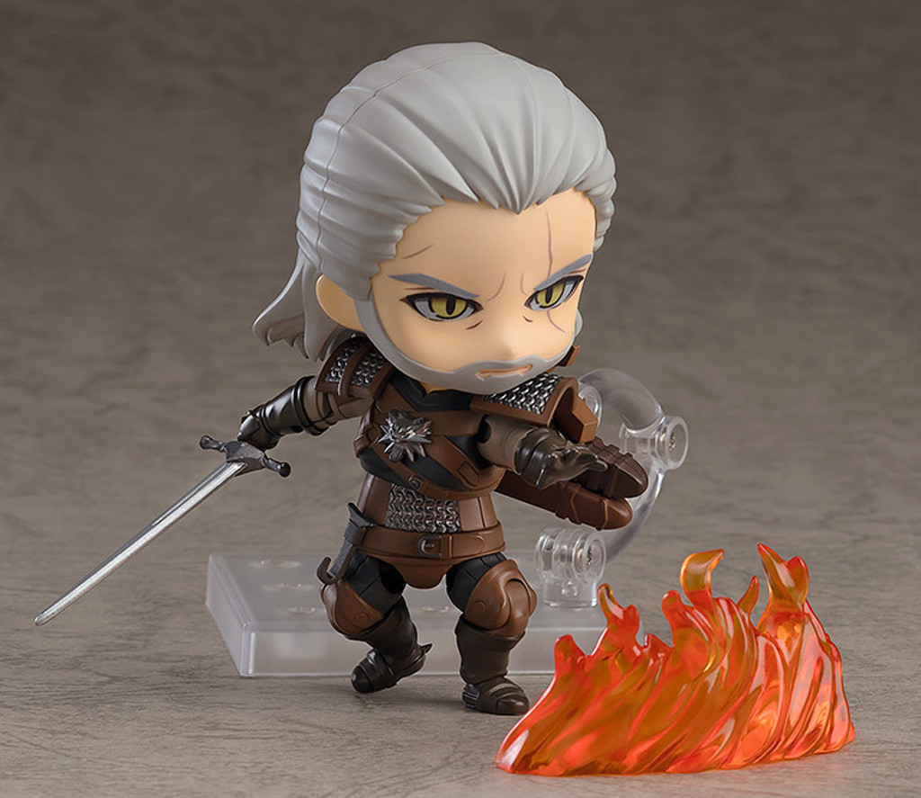 Good Smile Nendoroid 907 Geralt (The Witcher 3: Wild Hunt)