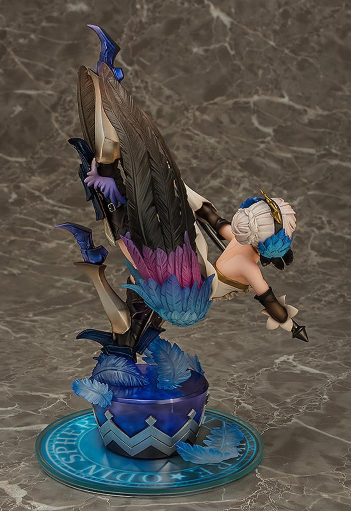 Aquamarine Gwendolyn: Winged Maiden Warrior (Valkyrie) 1/8 Figure (Odin Sphere Leifthrasir)