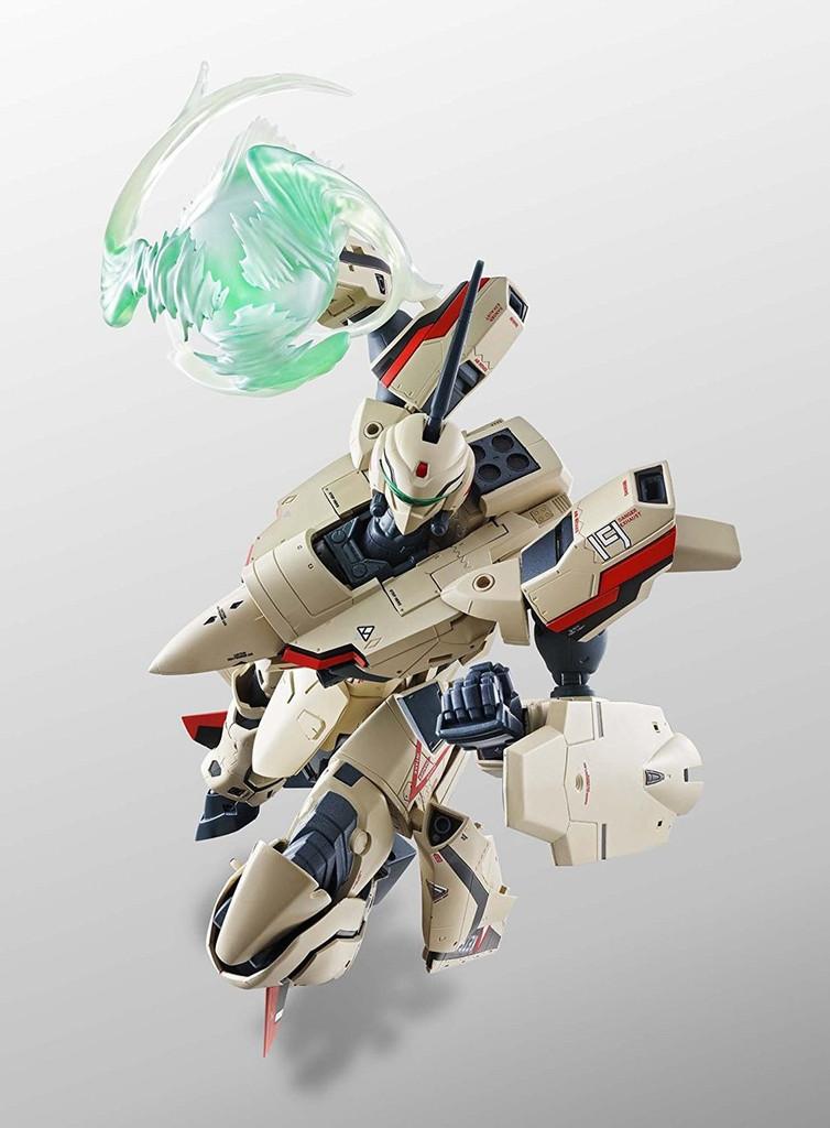 Bandai DX Chogokin Macross Plus YF-19 Full Set Pack Figure