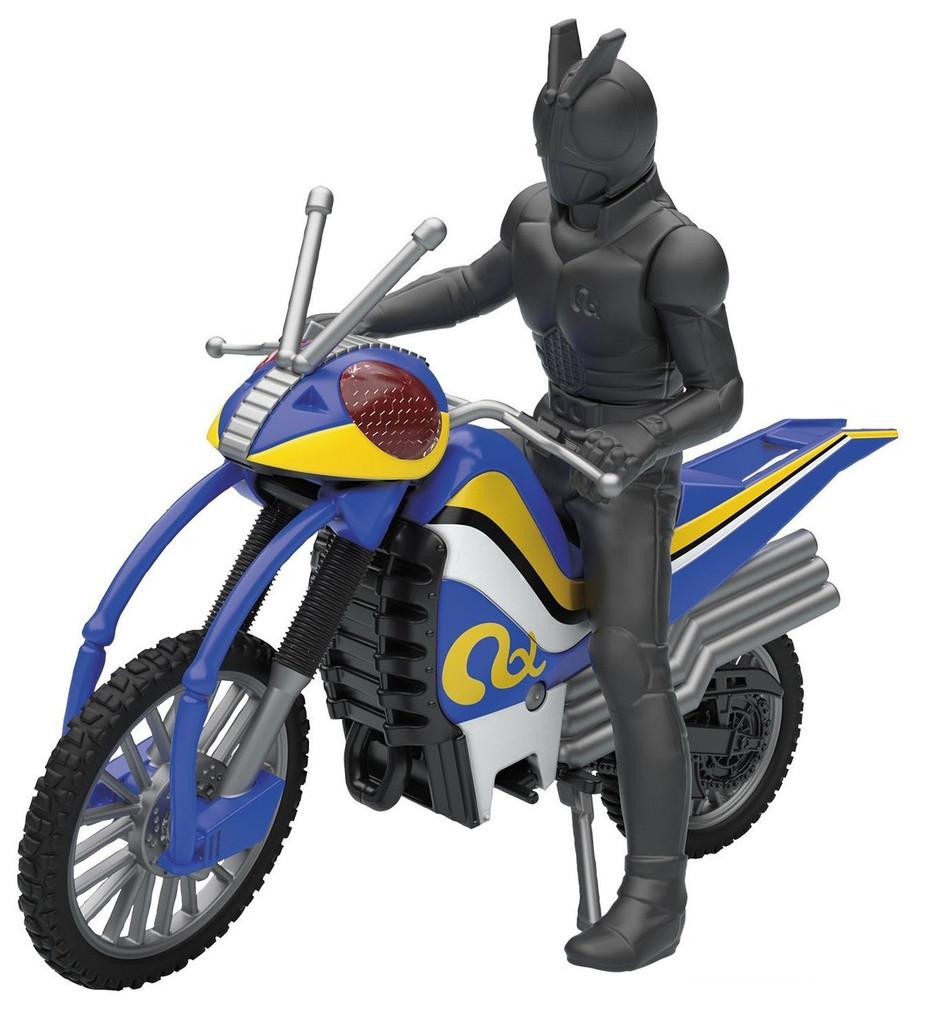 Bandai 184294 Mecha Collection Kamen Rider Acrobattar non scale kit