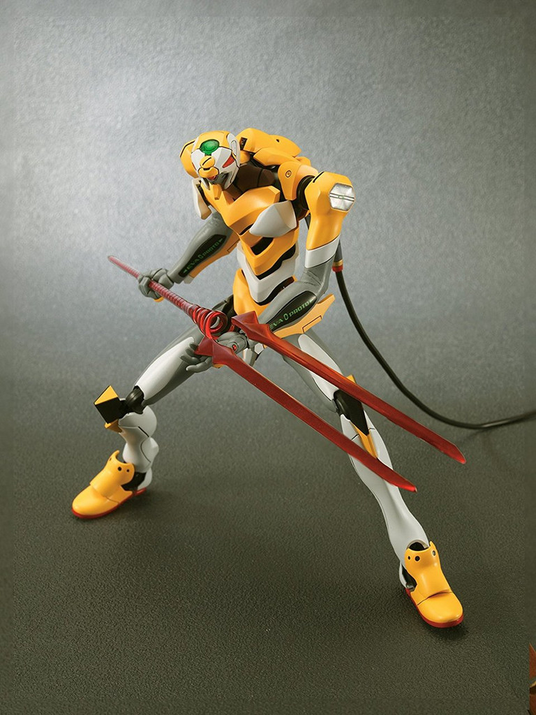 Bandai EVA-00 Rebuild of Evangelion New Movie Version Non-Scale Kit