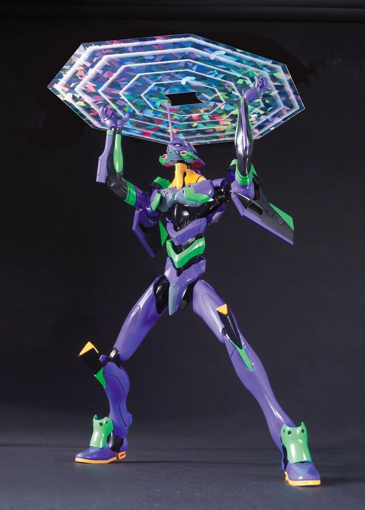Bandai EVA-01 Rebuild of Evangelion New Movie Version HA Non-Scale Kit