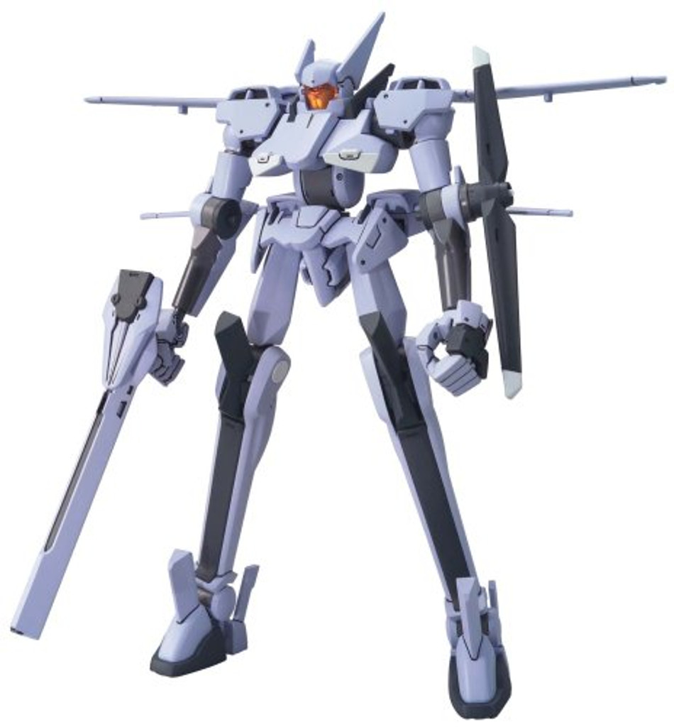 Bandai HG OO 02 Gundam Union Flag 1/144 scale kit