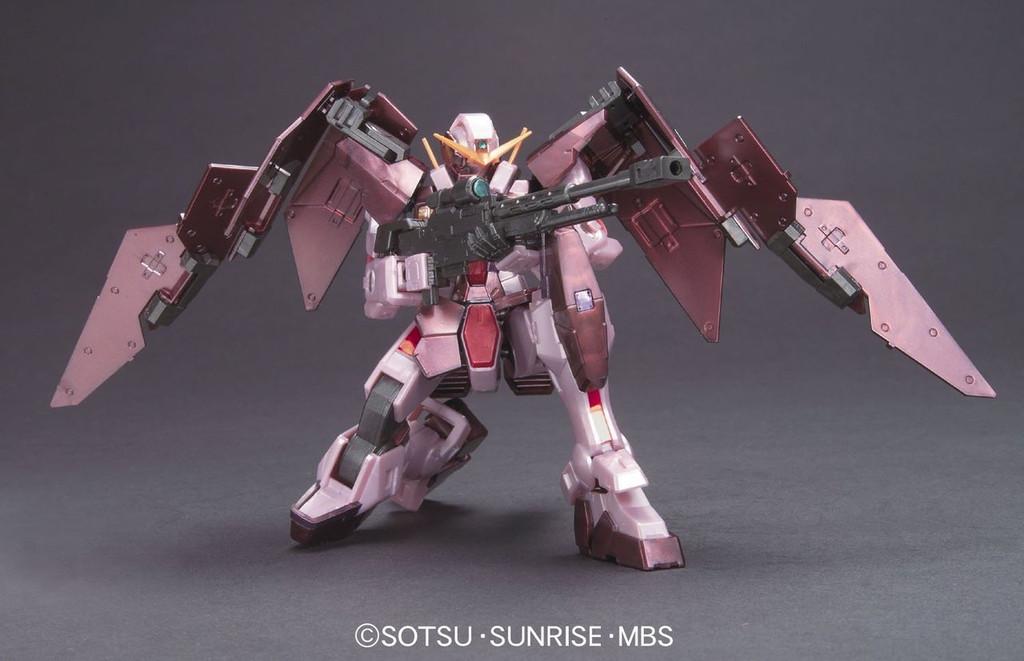 Bandai HG OO 32 Gundam Dynames (Trans-Am Mode) 1/144 scale kit
