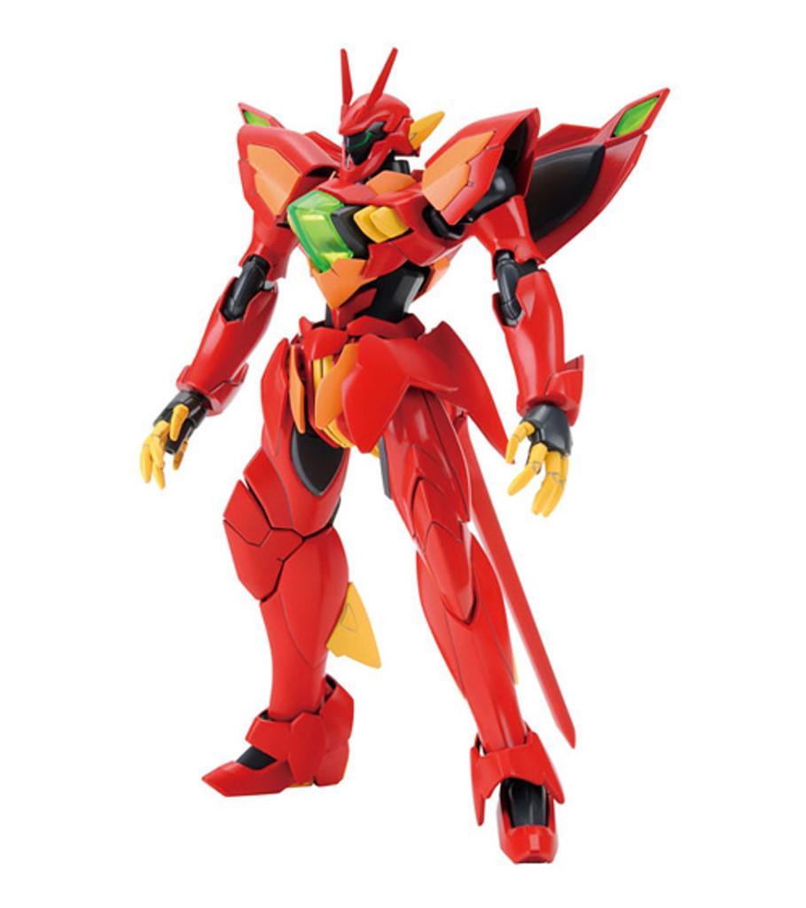 Bandai Gundam HG AGE-15 ZEYDRA (xvm-zgc) 1/144 Scale Kit