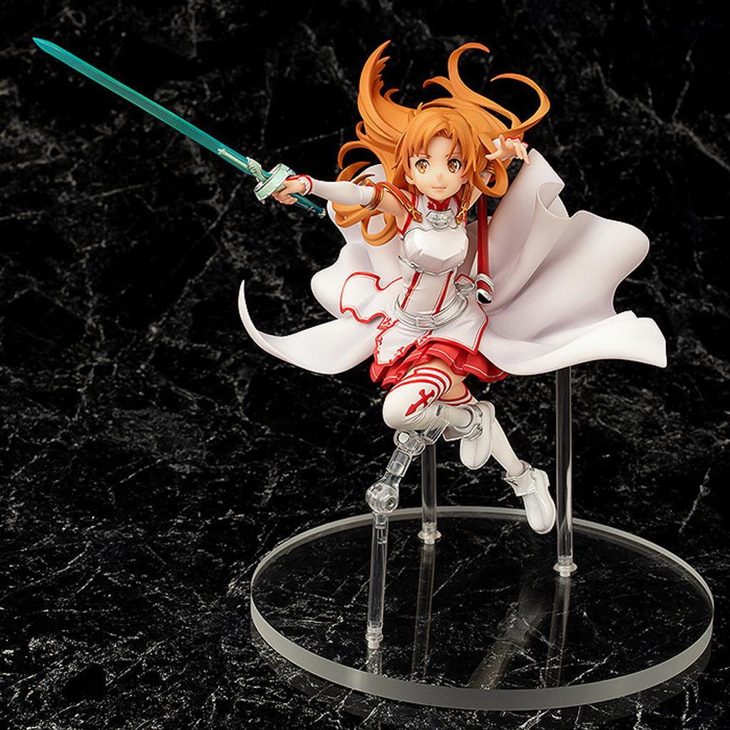 AQUAMARINE 'The Flash' Asuna 1/7 Scale Figure (Sword Art Online The Movie: Ordinal Scale)