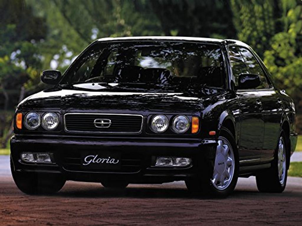 Aoshima 56523 Model Car 92 NISSAN Y32 Cedric/Gloria V30 Twincam Turbo Granturismo Ultima '92 1/24 scale kit