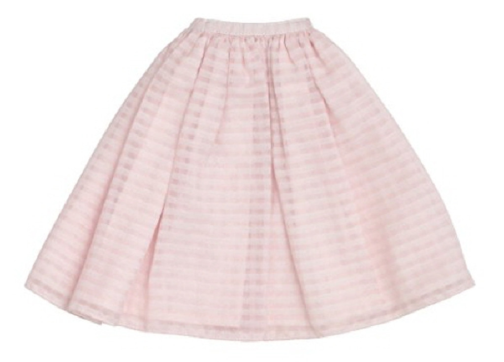 Azone FAR218-PNK for 50cm doll See-Through Skirt Pink