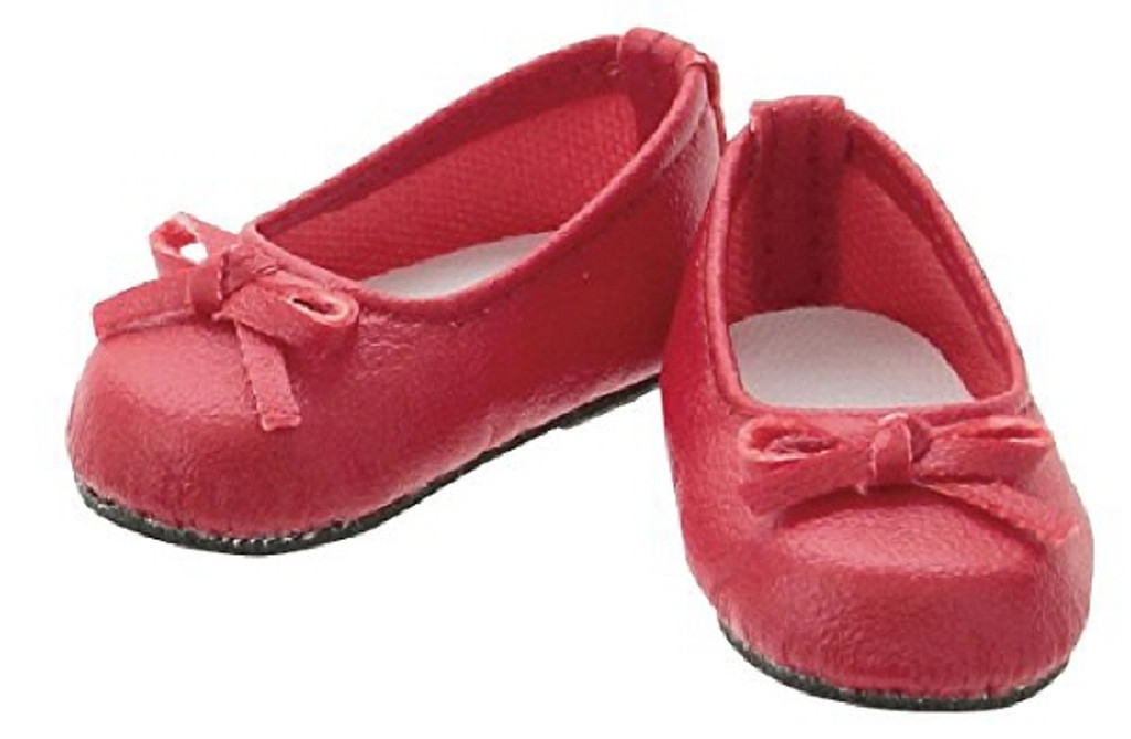 "Azone KPT004-RED Mushroom Planet ""Ballet Shoes"" Red"