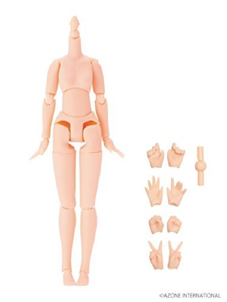 Azone PCN007-SNA Pico Nemo M Body Joint Strengthened Skin Color