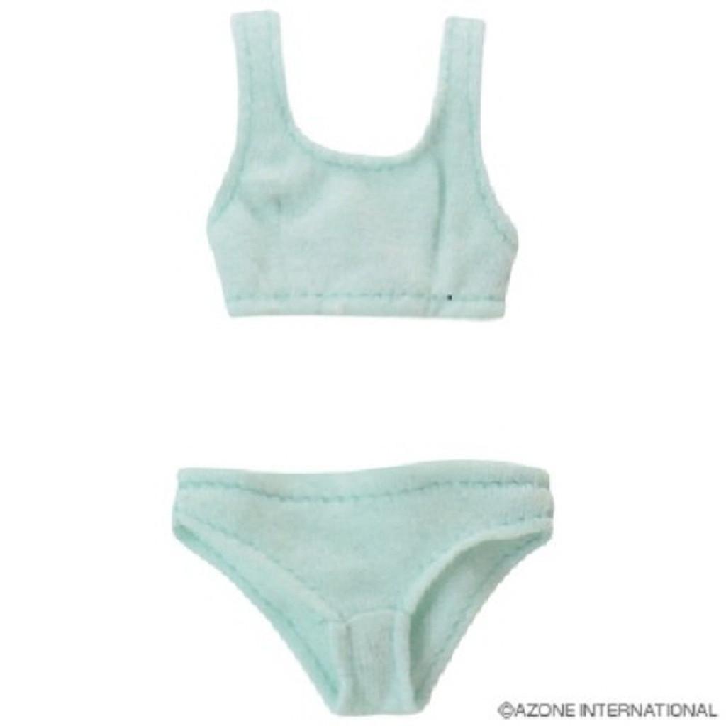 Azone POC242-GRN PNS Sports Bra & Shorts Set Mint Green