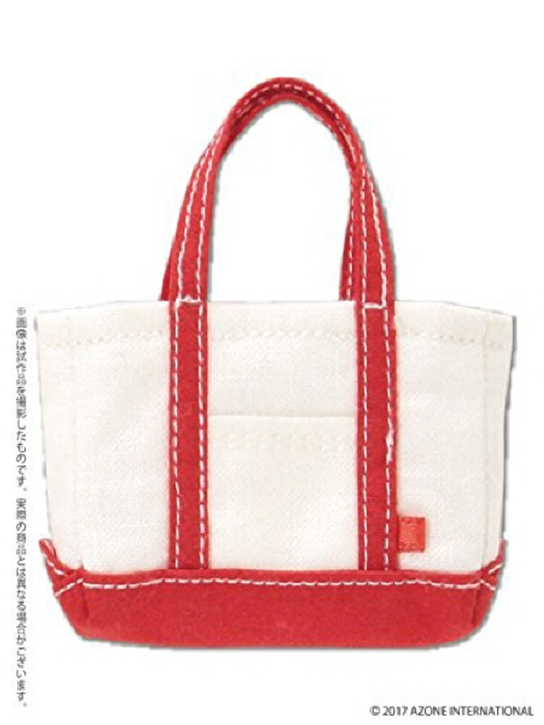 Azone POC410-RED PNS Casual Tote Bag Red