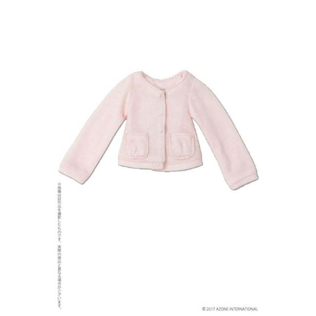 Azone POC439-PNK PNS Marshmallow Cardigan Pink