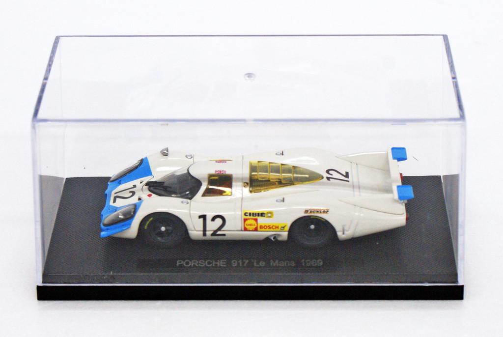 Ebbro 43749 PORSCHE 917 LONG TAIL LE MANS 1969 #12 1/43 Scale