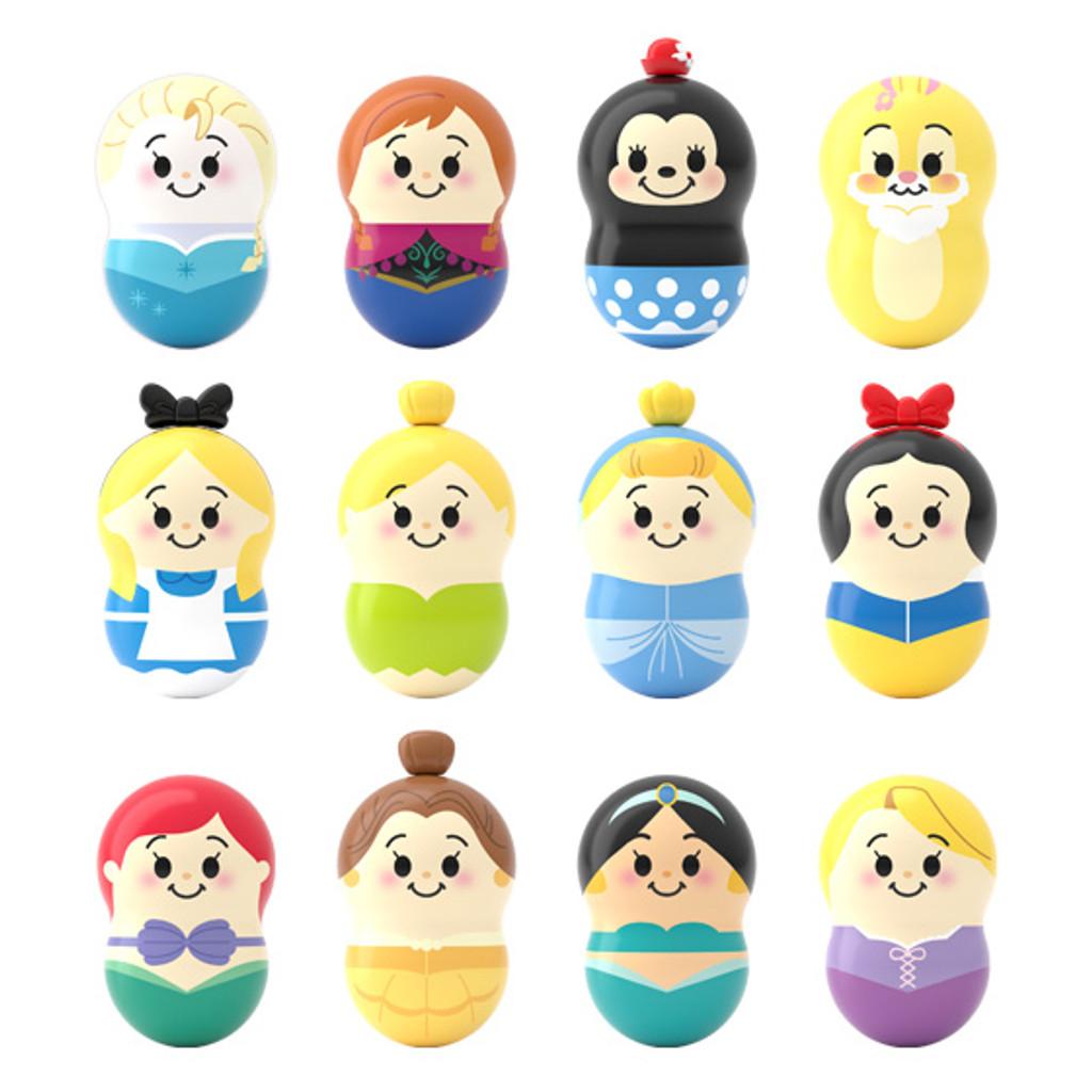 Bandai Candy 290087 Coo'nuts Disney Girls Collection 1 BOX 14 pcs. set