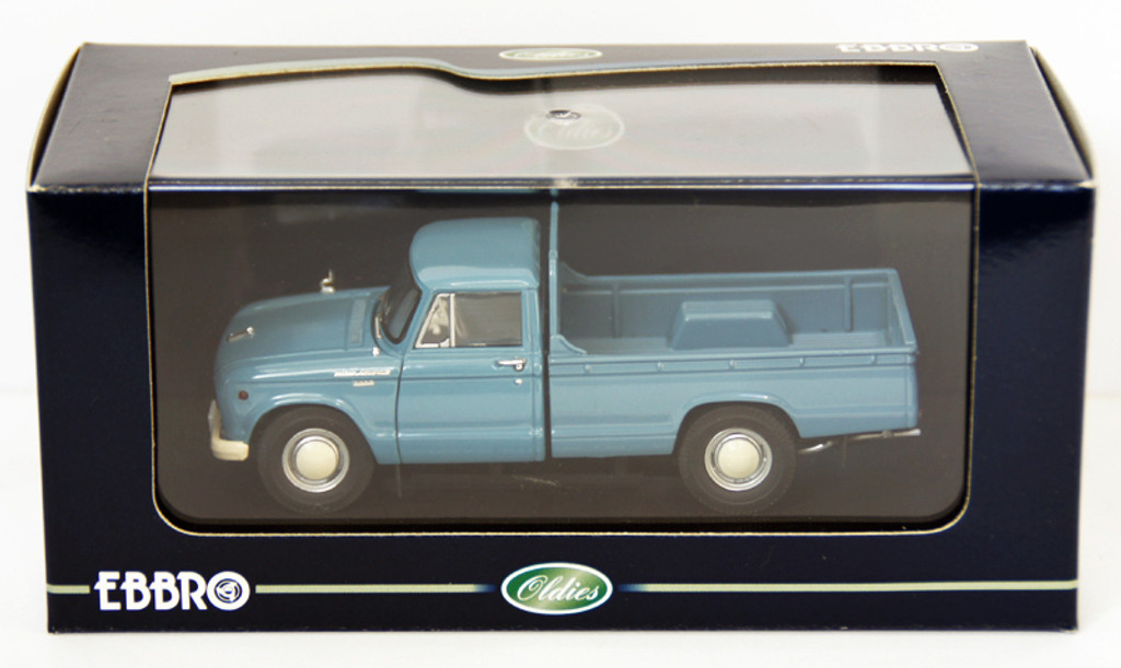 Ebbro 43988 NISSAN JUNIOR TRUCK 1962 Blue 1/43 Scale