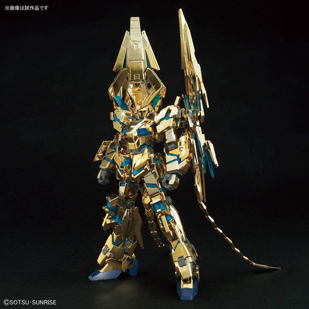 Bandai HGUC 217 Unicorn Gundam 03 Phenex Destroy Mode Narrative Ver. 1/144 Kit