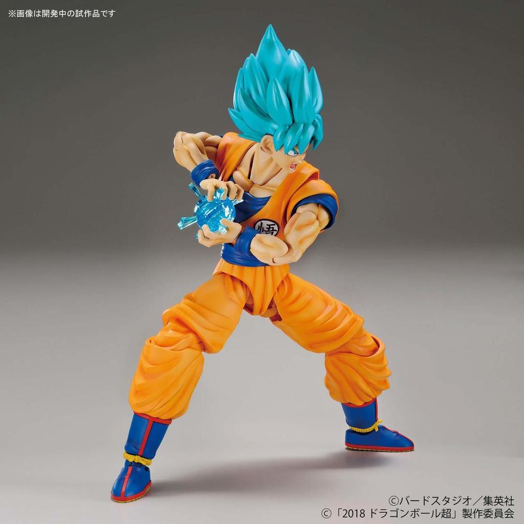 Bandai Figure-Rise Standard Super Saiyan God Super Saiyan Son Goku Special Color