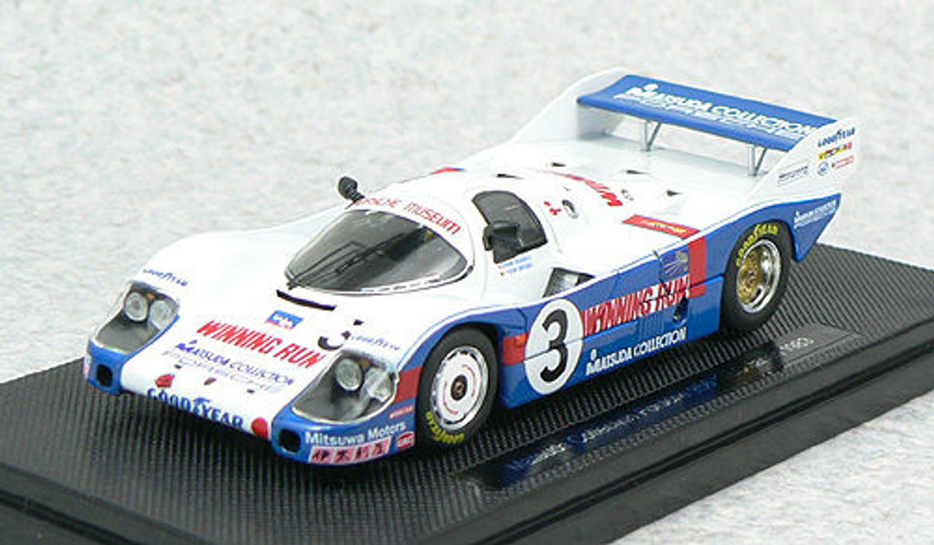 Ebbro 44153 MATSUDA Collection PORSCHE 956 1983 1/43 Scale