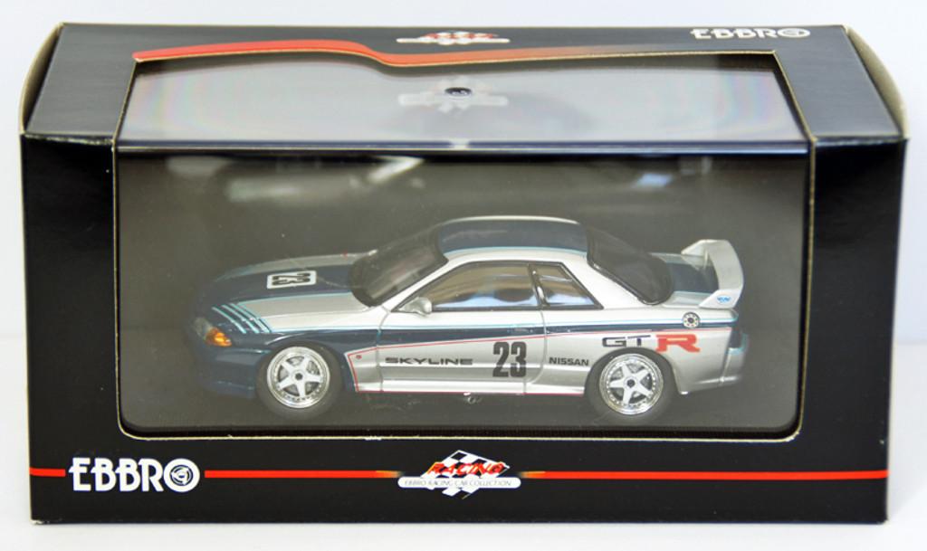 Ebbro 44210 NISSAN SKYLINE GT-R Gr.A TEST CAR 1/43 Scale