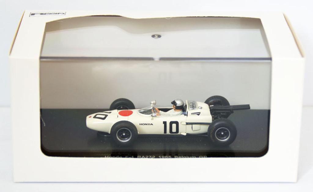 Ebbro 44259 Honda RA272 1965 Belgium GP No.10 1/43 Scale