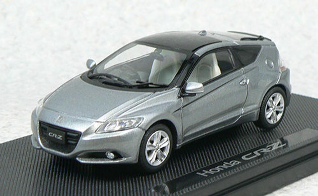 Ebbro 44321 Honda CR-Z Silver 1/43 Scale