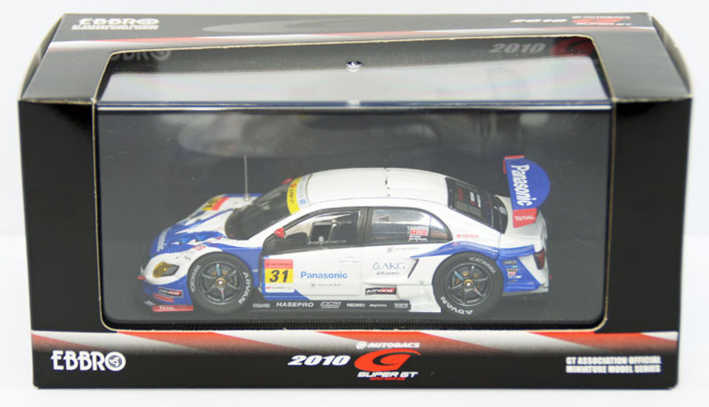 Ebbro 44433 SUPER GT300 apr COROLLA Axio 1/43 Scale