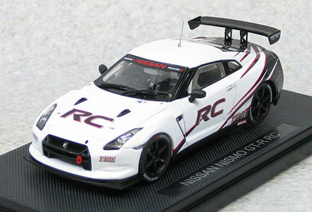 Ebbro 44442 Nissan Skyline GT-R RC (White) 1/43 Scale