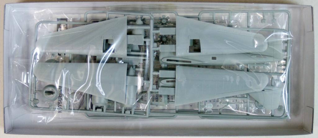 Arii 521014 Japanese Scout Plane Mitsubishi Ki-46-2 DINAH 1/72 Scale Kit (Microace)