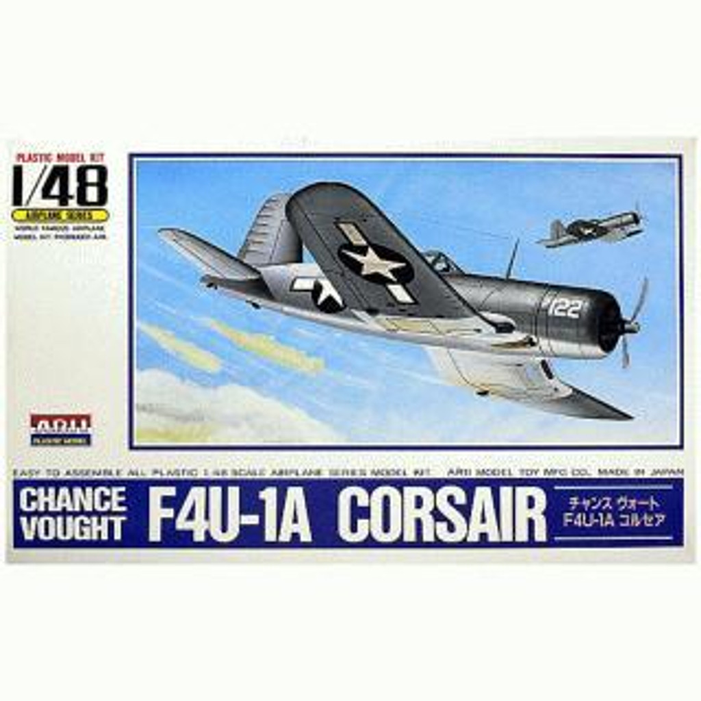 Arii 304150 Chance Vought F4U-1A CORSAIR 1/48 Scale Kit (Microace)