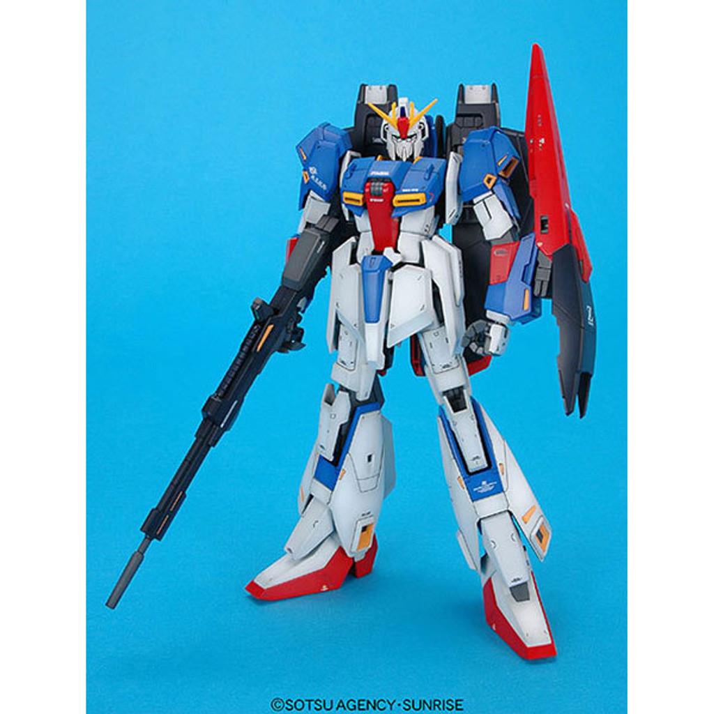 Bandai MG 395979 ZETA Gundam MSZ-006 Version2.0 1/100 Scale Kit
