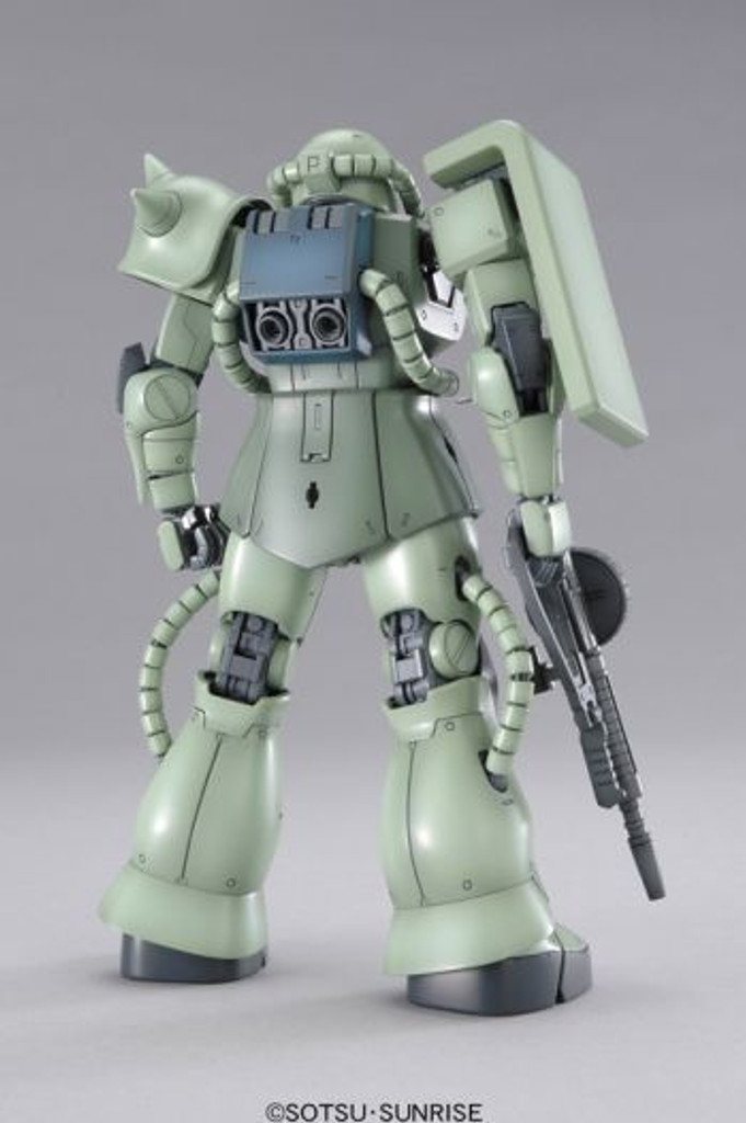 Bandai MG 492524 Gundam MS-06J ZAKU II Ver 2.0 1/100 Scale Kit