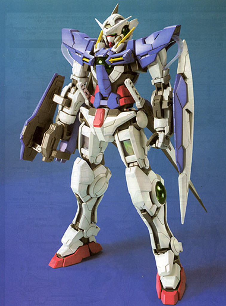 Bandai MG 594525 Gundam EXIA 1/100 Scale Kit
