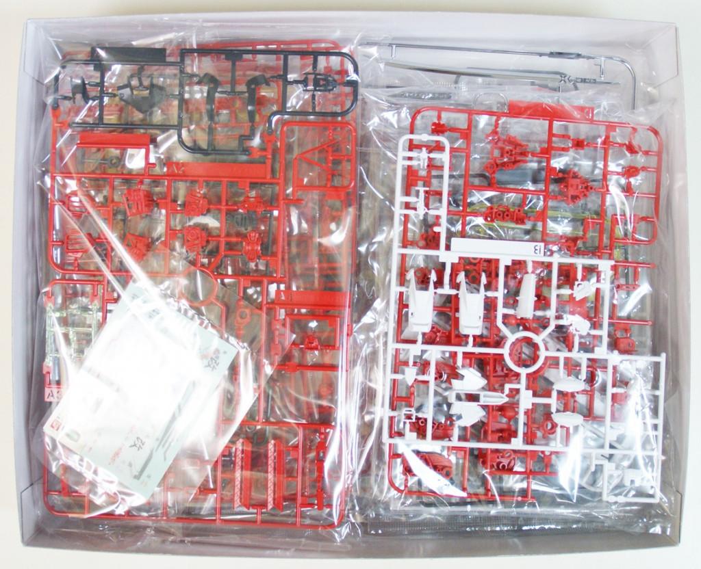 Bandai MG 620477 Gundam MBF-P02 Astray Red Frame 1/100 Scale Kit