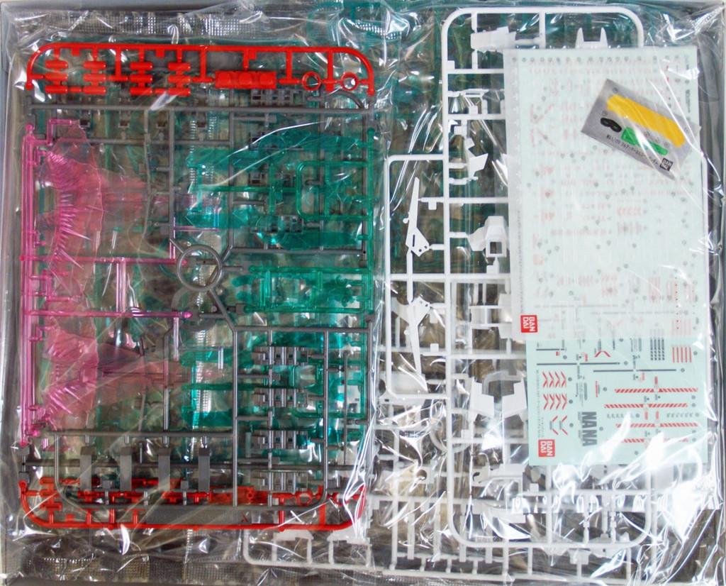 Bandai MG 728180 Gundam RX-0 Full Armor Unicorn Gundam VersionKa 1/100 Scale Kit