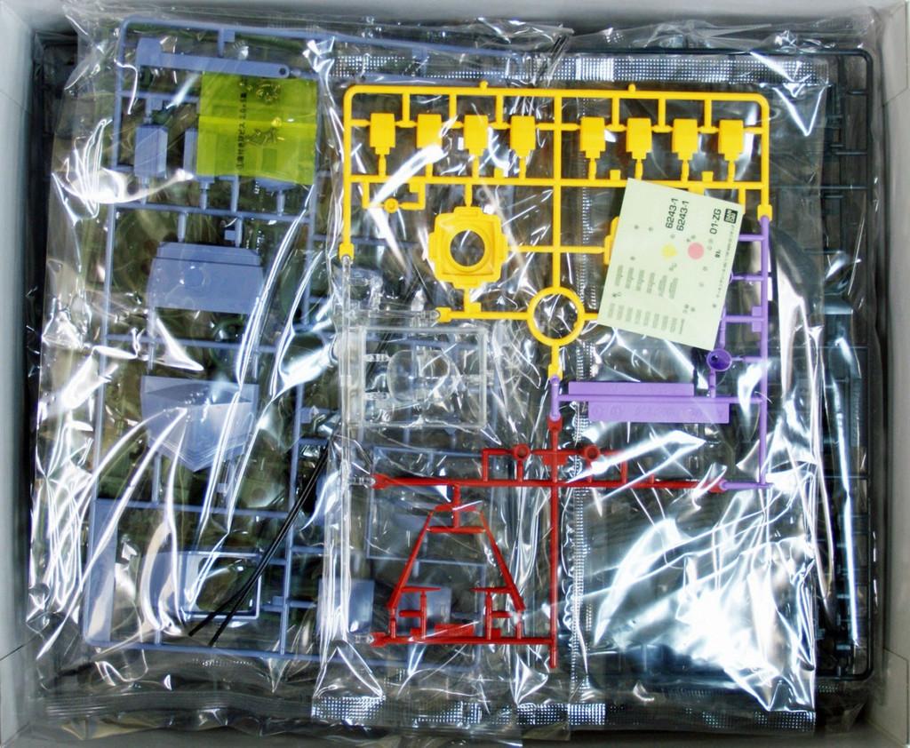 Bandai MG 128157 Gundam MSN-02 ZEONG 1/100 Scale Kit
