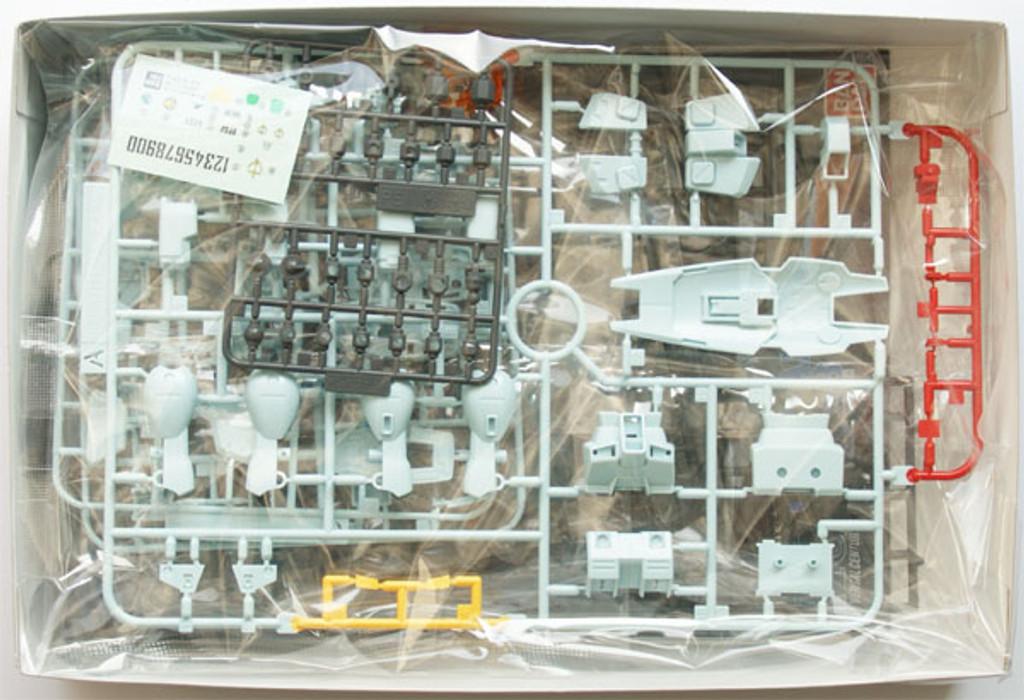 Bandai HGUC 120 Gundam RGM-79N GM CUSTOM 1/144 Scale Kit