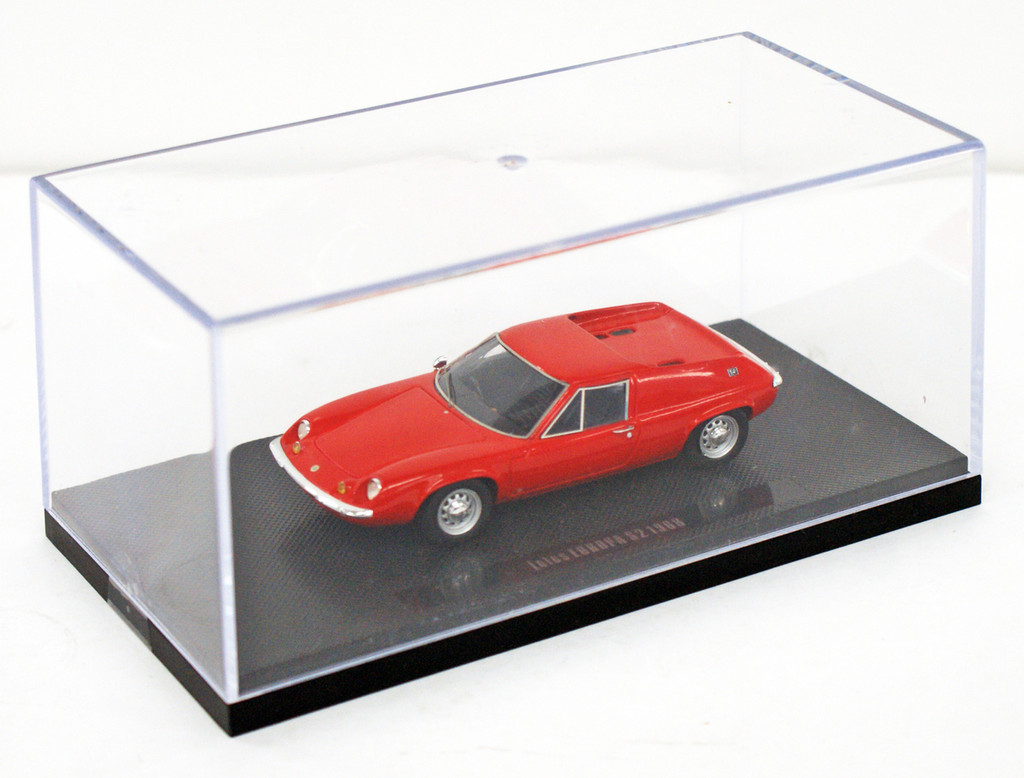 Ebbro 44203 Lotus Europa S2 Red (Resin) 1/43 Scale