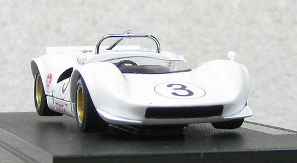 Ebbro 44703 Toyota 7 1968 Japan GP No.3 Fushida (White) 1/43 Scale