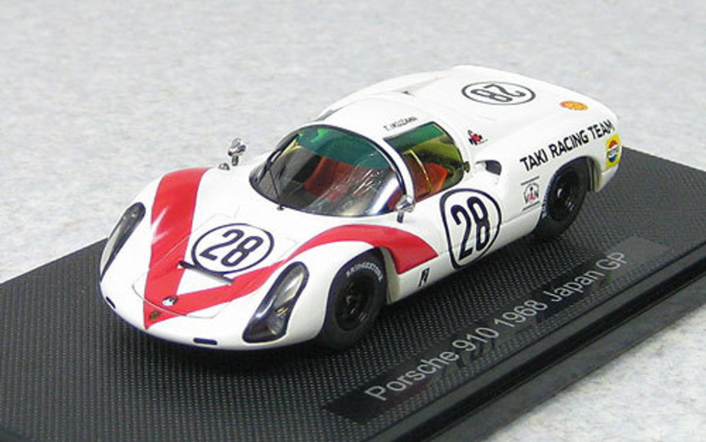 Ebbro 44791 Porsche 910 Japan GP 1968 #28 1/43 Scale