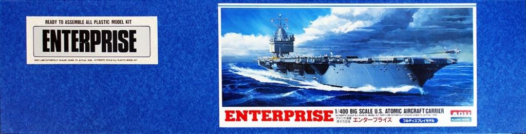 Arii 039830 USS Enterprise 1/400 Scale Kit (Microace)