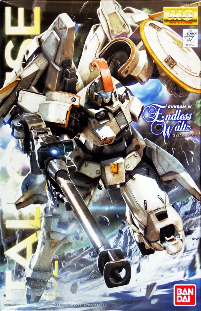 Bandai MG 807595 Gundam Tallgeese I (Endless Waltz) 1/100 Scale Kit