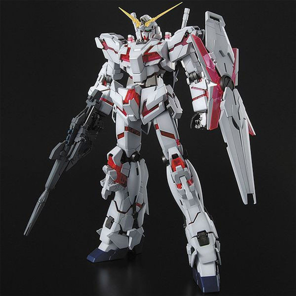 Bandai MG 620521 Gundam RX-0 Unicorn Gundam 1/100 Scale Kit