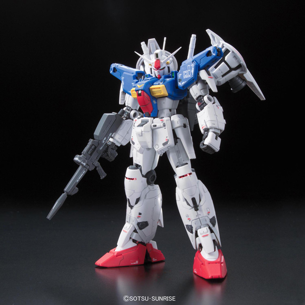 Bandai RG 13 RX-78GP01 Fb Prototype Gundam GP01Fb Full Burnern 1/144 Scale Kit