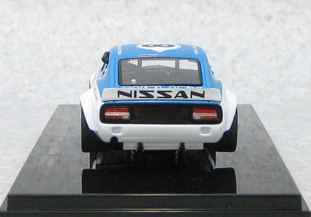 Ebbro 44950 Nissan Fairlady Z 240ZR No.8 1973 Fuji 1000km 1/43 Scale
