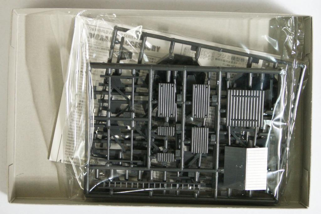 Fujimi WA31 World Armor Diorama Accessory Tochka 1/76 Scale Kit