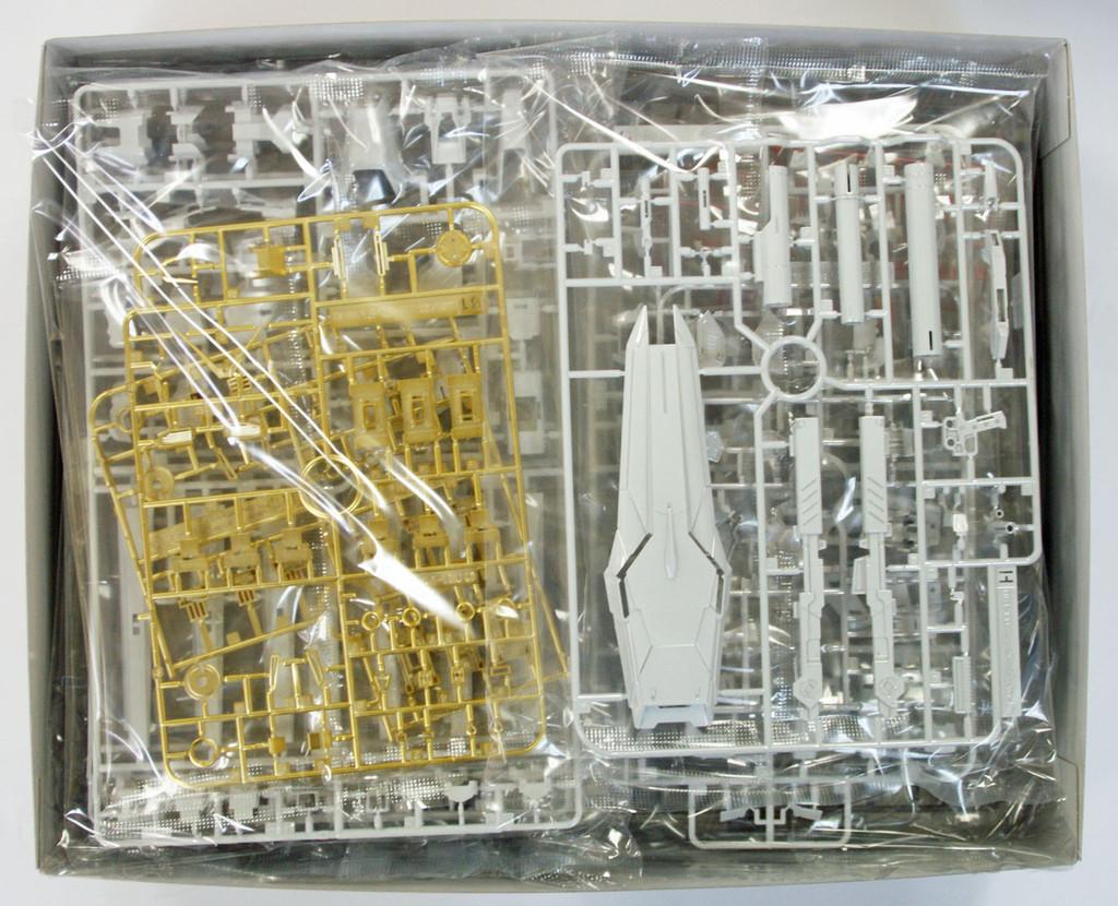 Bandai MG 865755 V Gundam RX-93 VersionKa Titanium Finish 1/100 Scale Kit